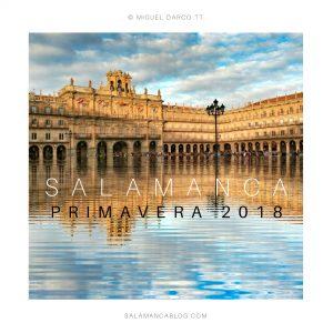 Salamanca y la primavera del 2018