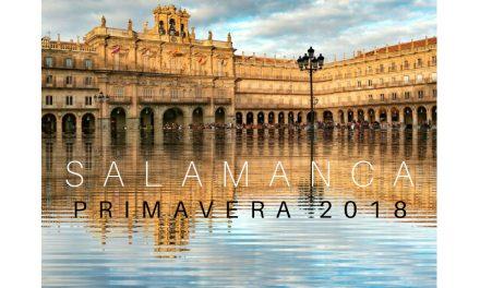 Primavera en Salamanca