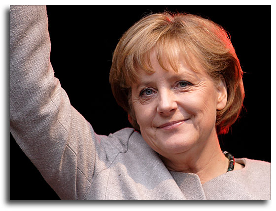 Carta a la Señora Merkel