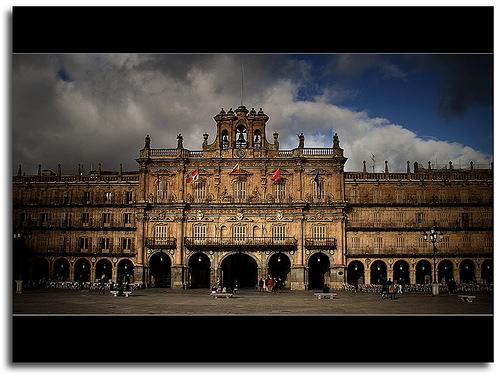 Proyecto: Primer Crowdfunding Plaza Mayor de Salamanca
