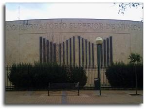 conservatorio superior de música de Salamanca