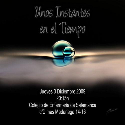 Exposición Unos Instantes en el Tiempo de Botikario.net