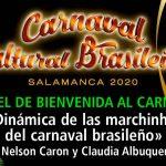 Carnaval cultural brasileño