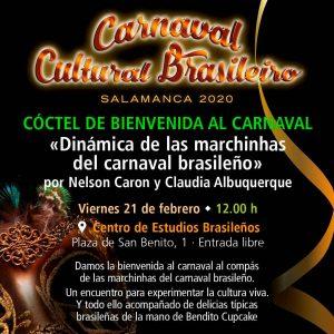 carnaval brasil en Salamanca