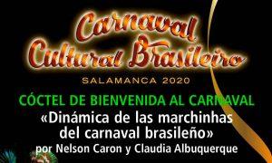 Carnaval brasileño en Salamanca