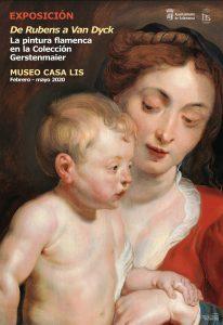Exposición de Rubens a Van Dyck