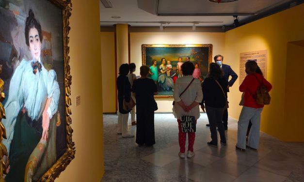 Fin de la exposición 'Tres visiones de España' en la Casa Lis