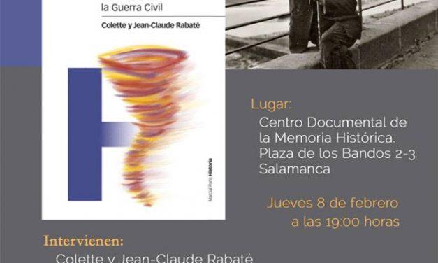 Presentación del libro En el torbellino