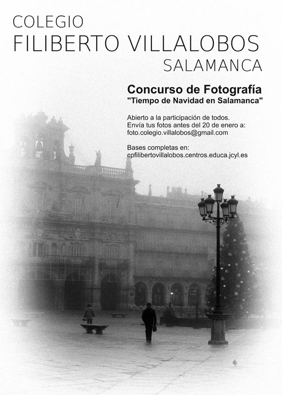 Concurso de Fotografía colegio Filiberto Villalobos