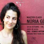 Encuentro con Núria Güell