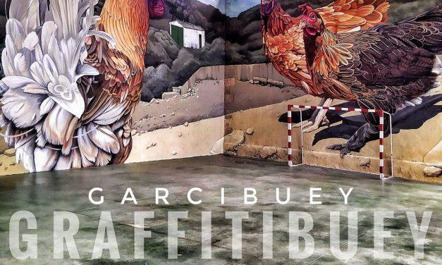 II Encuentro Internacional de Arte Graffitibuey