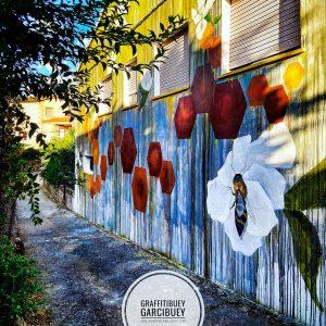 Graffitibuey