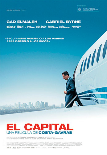 El Capital, de Costa-Gavras