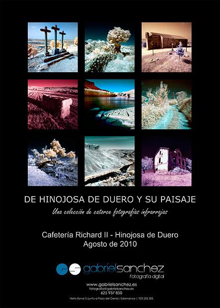 De Hinojosa de Duero y su paisaje, Gabriel Sánchez