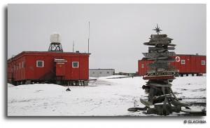 Base Antártica Rusa Bellingshausen, autor Karmenka, ©GLACKMA