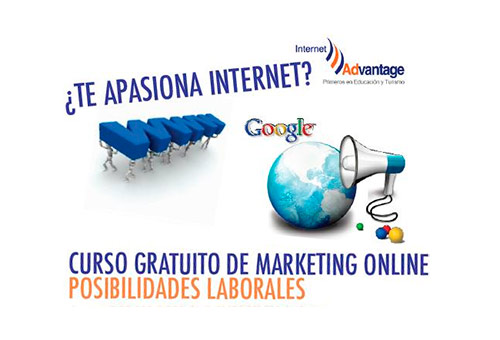 Curso de Marketing On line de Internet Advantage