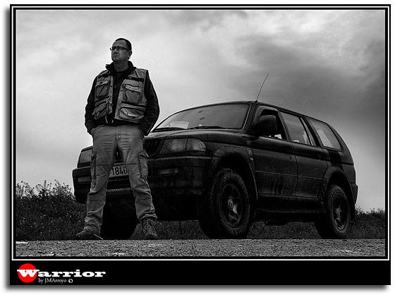 Warrior, foto de JABKDOS