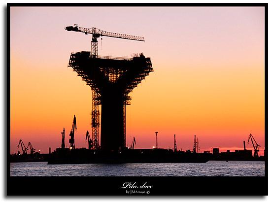 El ocaso del puente de la Pepa… La otra España