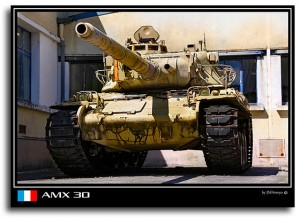 AMX 30 - Foto de Jose M. Arroyo