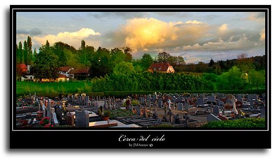 Cerca del cielo… El día de todos los santos