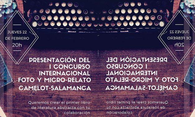 I Premio Internacional de foto micro-relato Camelot Salamanca
