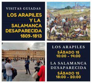 El Primer Edecán en Salamanca