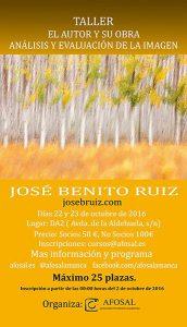 taller fotográfico en Salamanca