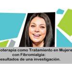 La musicoterapia como tratamiento en mujeres con fibromialgia