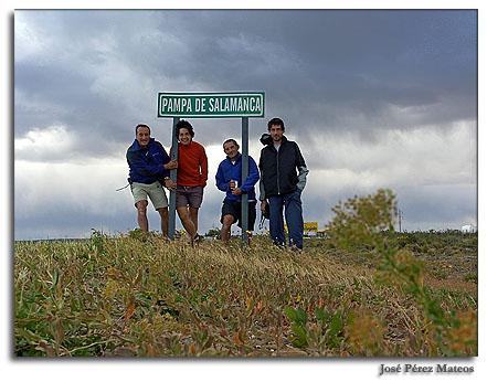 Pampa de Salamanca