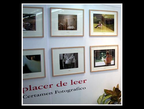 El placer de leer. Salamanca, Feria Libro Antiguo 2005