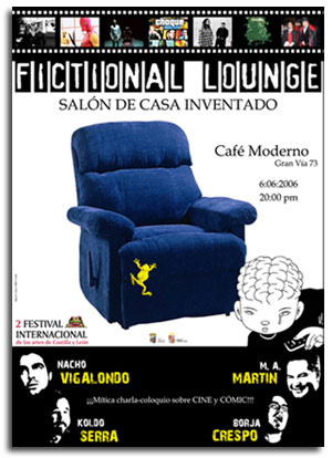 Fictional Lounge