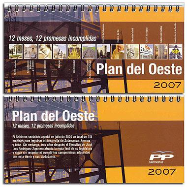 calendario 2007 PP