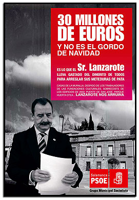 Anuncio PSOE Navidad 2006